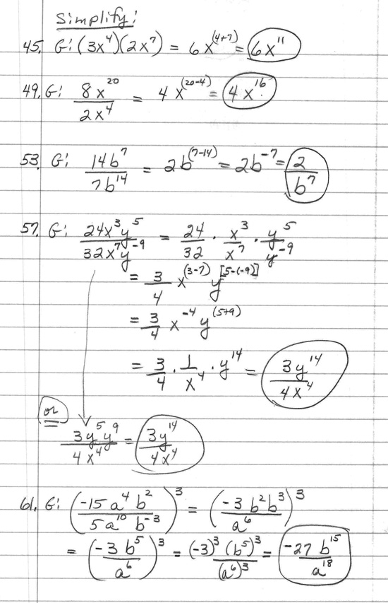 Homework help algebra 2 trig