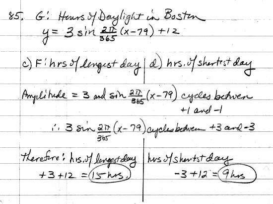 Help on math homework online