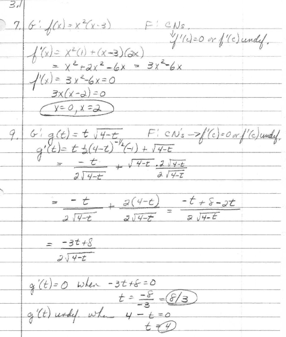 essay calculus derivatives Title length color rating : the evolution of differential calculus essay - differential calculus is a subfield of calculus that focuses on derivates, which are used.