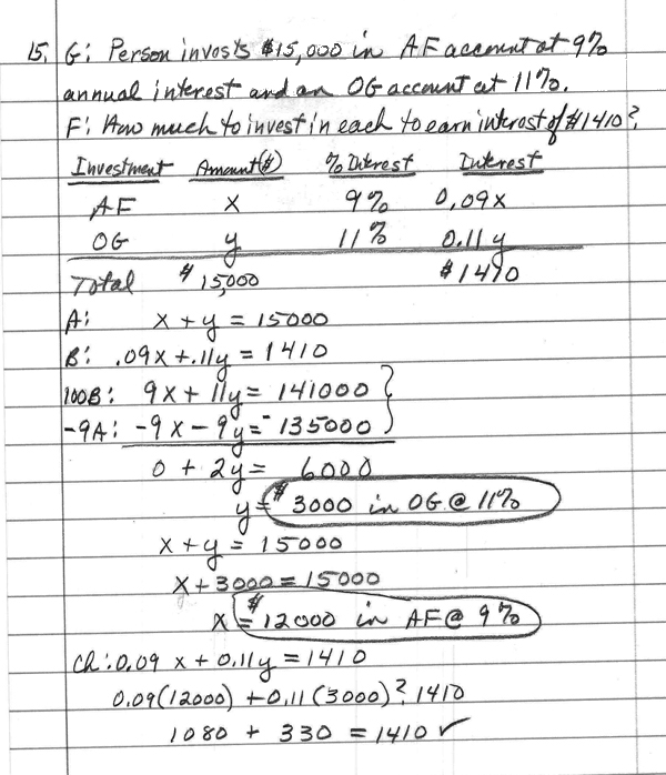 help with college algebra homework