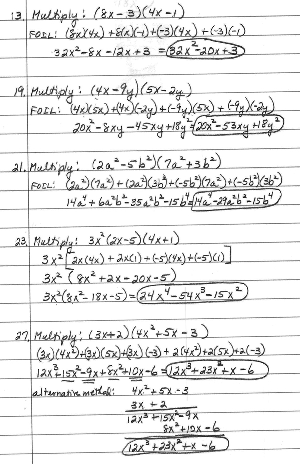 Word Problems - Algebra - Math - Homework Resources - blogger.com
